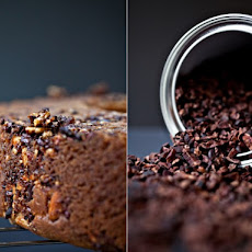 Cocoa Nib Coffee Cake
