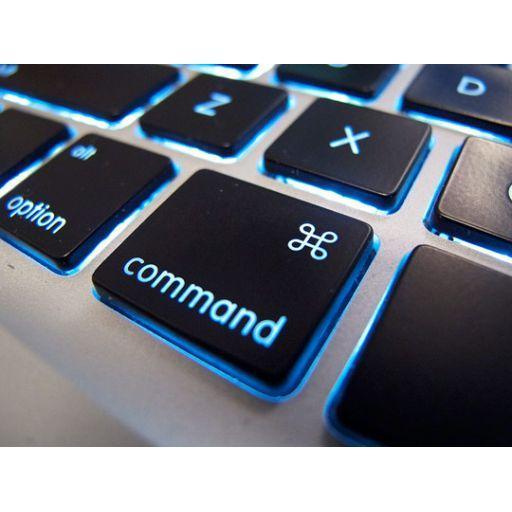 OSX鍵盤快捷鍵 LOGO-APP點子