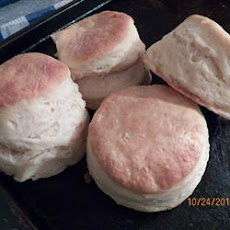 Teena's Overnight Southern Buttermilk Biscuits