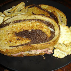 Reuben Sandwich Our Way