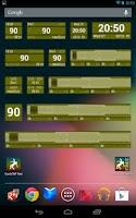Screenshot of QuickONF Battery Widgets