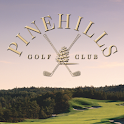 Pinehills Golf App icon