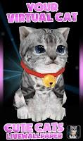Screenshot of Fluffy Cat Pet 3D HD - free