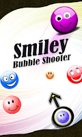 Screenshot of Smiley Bubble Shooter