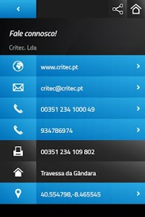 Critec- screenshot