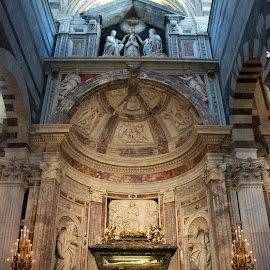 Kathedrale von Florenz by Liz Childs - Buildings & Architecture Places of Worship ( interior, florence, cathedral, worship, italy,  )