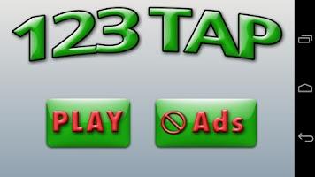 Screenshot of 123 Tap