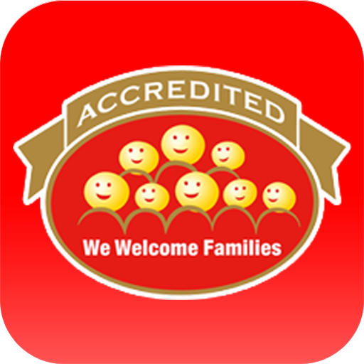 We Welcome Families LOGO-APP點子