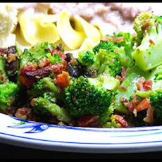 Italian Broccoli With Bacon