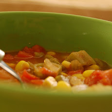 Quick Vegetable Gumbo