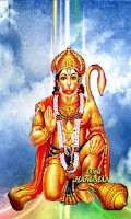 Screenshot of Hanuman at Sky Live Wall