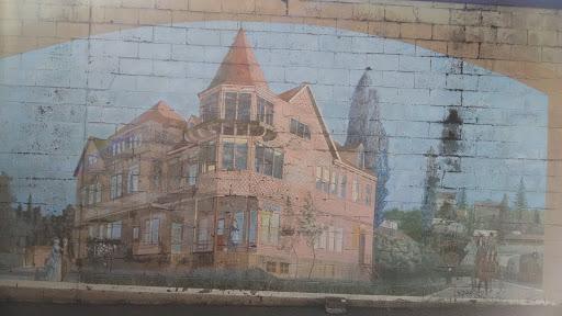 Sidney Hotel Mural