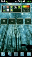 Screenshot of GoWidget Theme - Forest Light