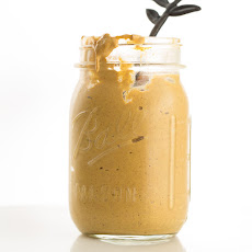 Lightened Up Raw Pecan Pumpkin Butter