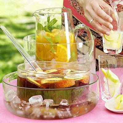 Citrus Iced Tea