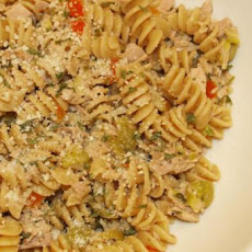 Pasta With Tuna and Olives