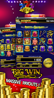 Screenshot of Slot Machine Queen of Scarabs