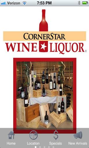 CornerStar Wine and Liquor