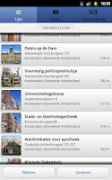 Screenshot of Rijksmonumenten