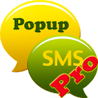 Popup SMS Pro. icon