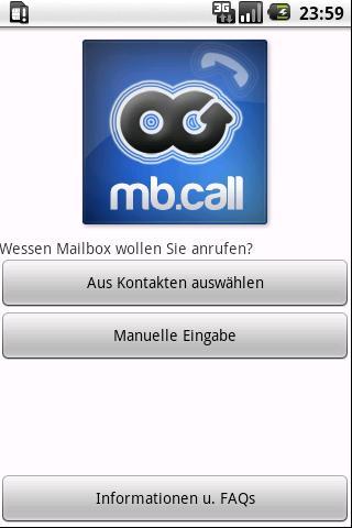 Mailbox Call