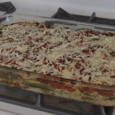 Low Carb Lasagna