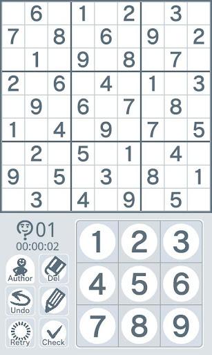 Sudoku by Nikoli Easy 01