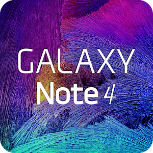 GALAXY Note 4 Experience Icon