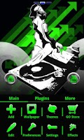 Screenshot of DJ STYLE GO Launcher EX