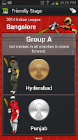 Screenshot of HWC Indian League Cricket