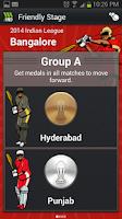 Screenshot of HW Indian League Cricket 2015