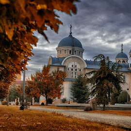 Iosia Church Oradea by Marcel Socaciu - City,  Street & Park  Historic Districts