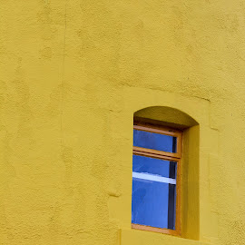 Lighthouse WIndow by John Cope - Buildings & Architecture Architectural Detail ( window, lighthouse )