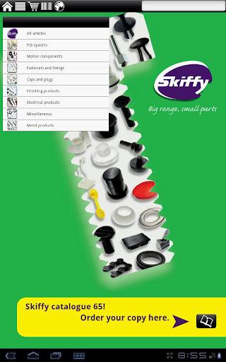 Skiffy catalogue: Small parts