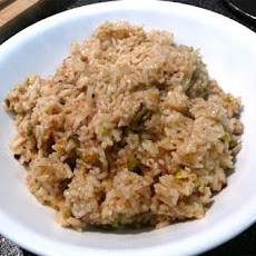 Orange-Cinnamon Rice Pilaf