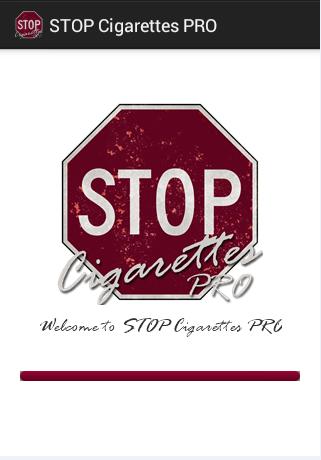 STOPCigarettesPRO Quit Smoking - screenshot