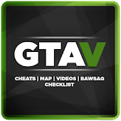 Map && Cheats for GTA V APK for Lenovo
