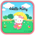Hello Kitty Rain Theme icon