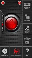 Screenshot of Laser Appraiser