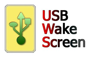 Screenshot of USB Wake Screen