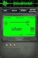 Screenshot of Ghost Radar®: LEGACY