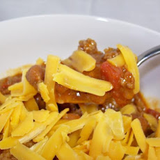 15-Minute Chili...easy, Hearty and Good.