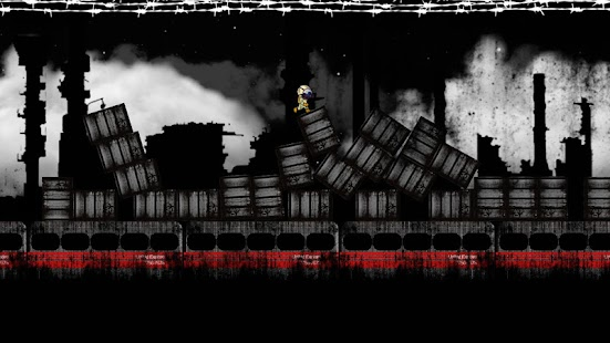 Boxcar Hazard Rush - screenshot