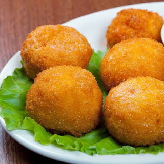 Chorizo and Potato Croquettes