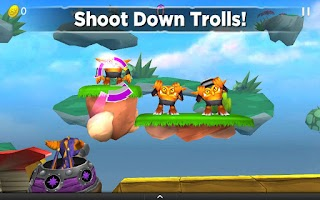 Screenshot of Skylanders Cloud Patrol