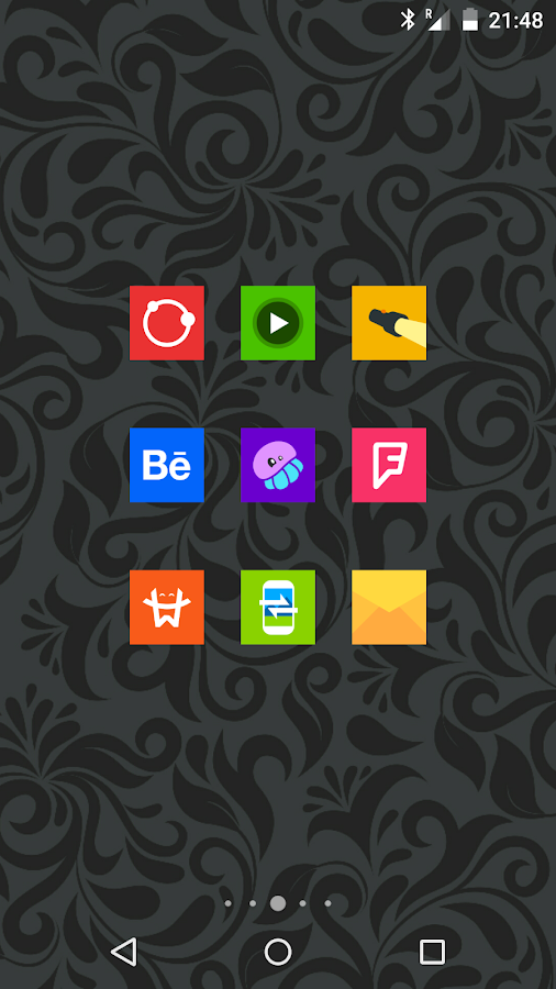 Goolors Square - icon pack Screenshot 13
