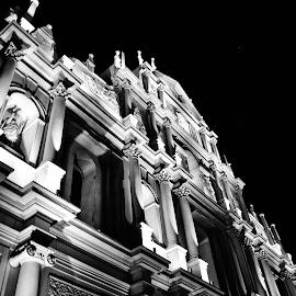Pavilhão de  Macau  by Marcelo Nunes - Buildings & Architecture Statues & Monuments