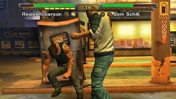 Screenshot of Fight Game: Heroes