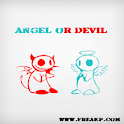 Angel or Devil TicTacToe icon