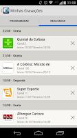 Screenshot of Vivo TV